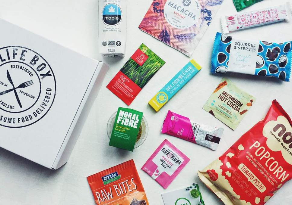 Wellness Subscription Boxes