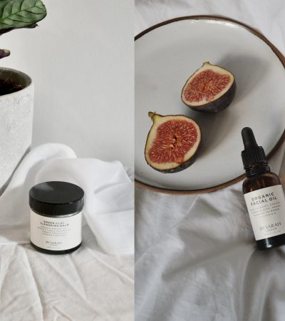 Natural Skincare Brand - By Sarah
