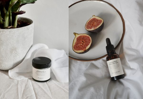Natural Skincare Brand - By Sarah