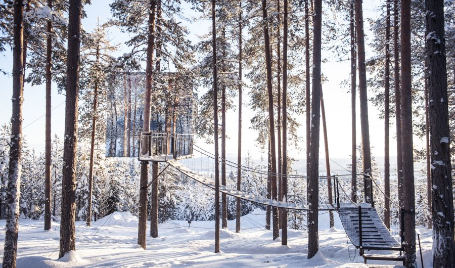 6 Hotels To Add To Your Winter Travel Bucket List
