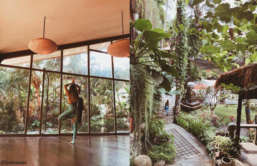 The Yoga Barn Ubud