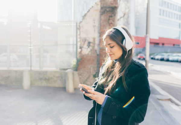 8 Wellbeing Podcasts We're Listening To Right Now
