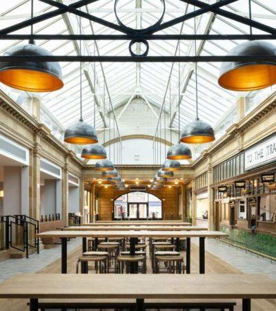 Move Market Halls Fulham