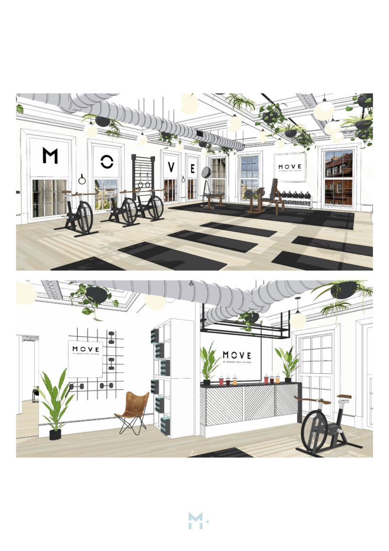 Move Markets Halls Fulham