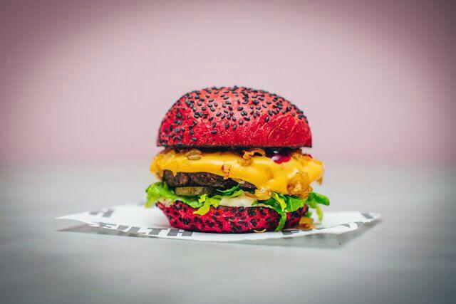 Filth Vegan Burger