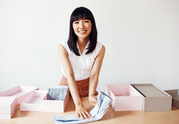 Tidying Up With Marie Kondo – The Netflix Series That Will Help You Declutter!