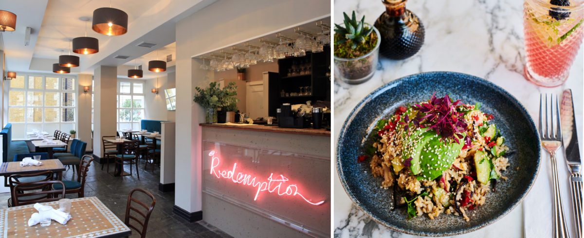 Have You Tried London's First Alcohol-Free Bar Redemption 1