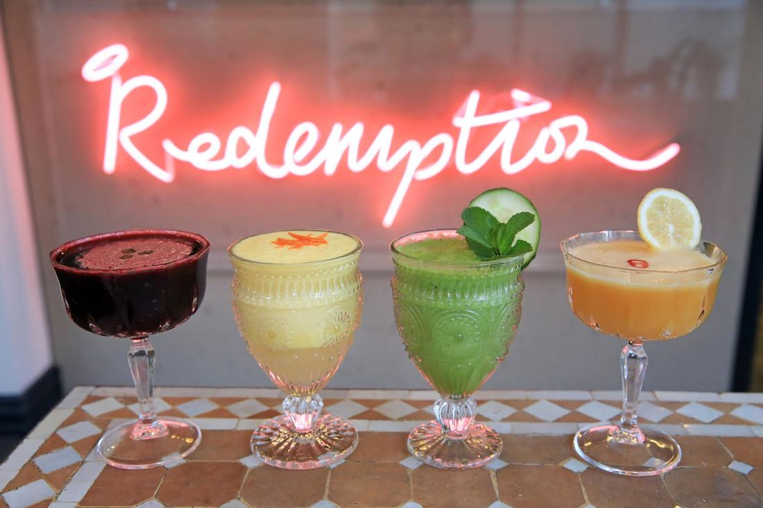 Have You Tried London's First Alcohol-Free Bar Redemption