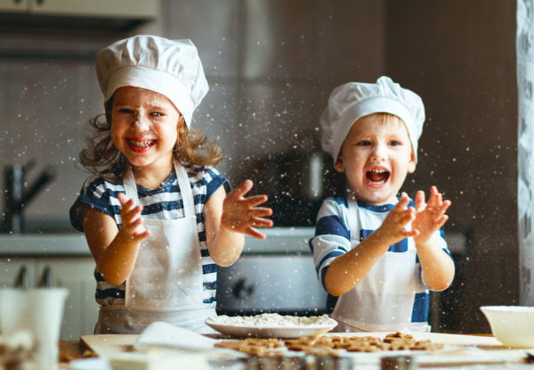 6 Healthy Kids Cookbooks Parents Need