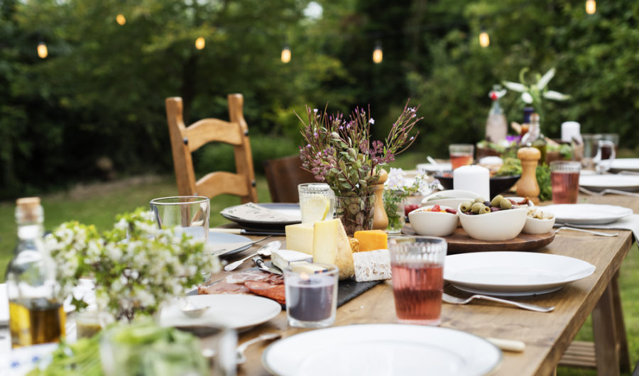 12 Veggie BBQ Recipes For A Summer Garden Lunch