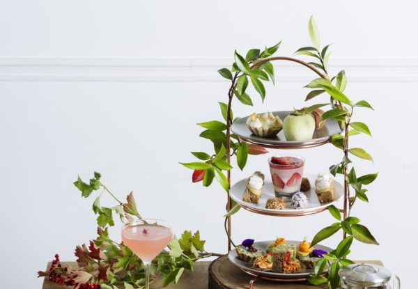 Farmacy Launch CBD Afternoon Tea