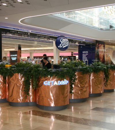 Get A Drip Vitamin Infusions Launch Clinic At Westfield