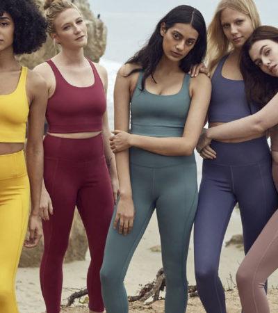 Sustainable Activewear Girlfriend Collective