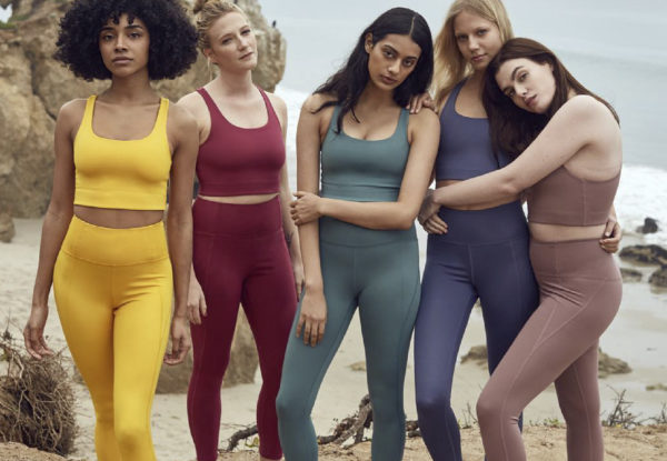 Sustainable Activewear Girlfriend Collective