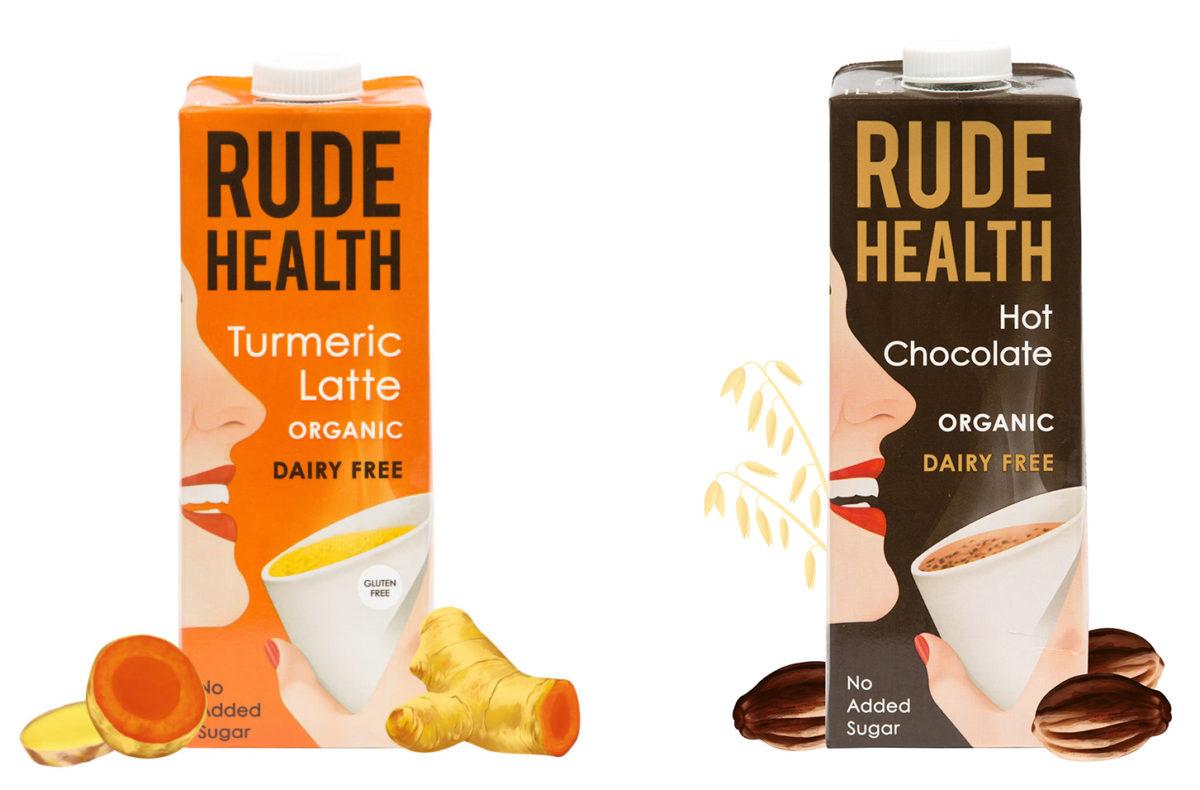 Rude Health Drinks