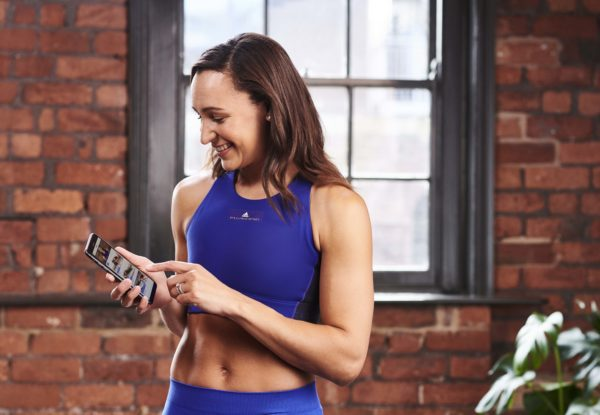 Jessica Ennis-Hill Launches Jennis App