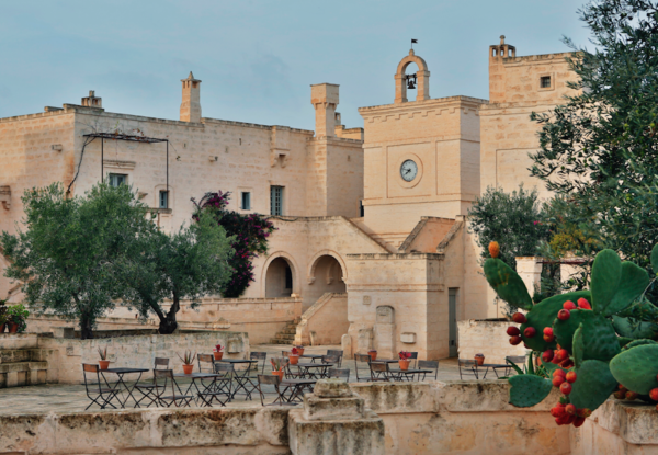 Peace In Puglia At Borgo Egnazia