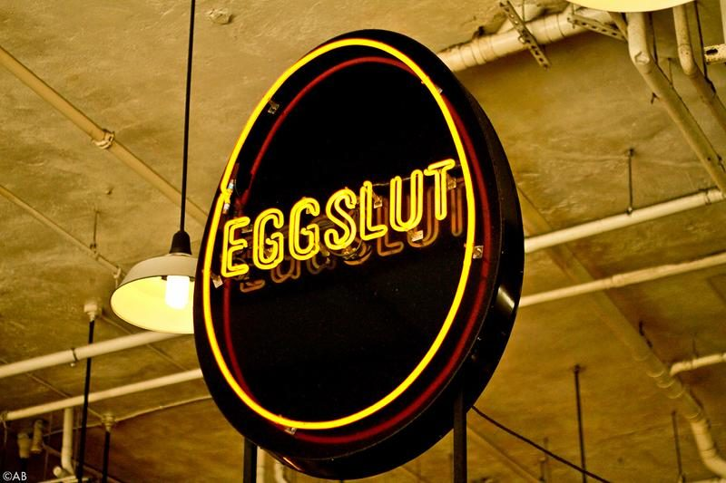 Eggslut London