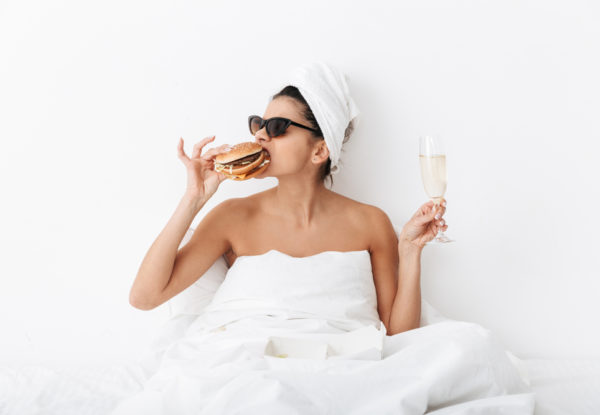 Got the midnight munchies? 5 Safe Foods That Won't disrupt Sleep