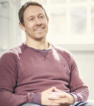 Jonny Wilkinson New Philosophy On Life (+ The New Brand He's Launched) 1