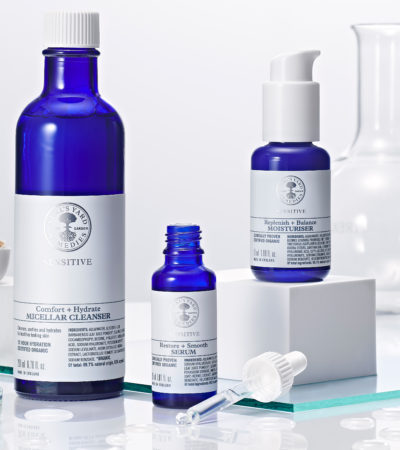 Neal's Yard Launch Sensitive Skincare Range