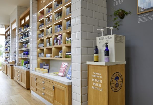Neal's Yard Launches Refill Initiative
