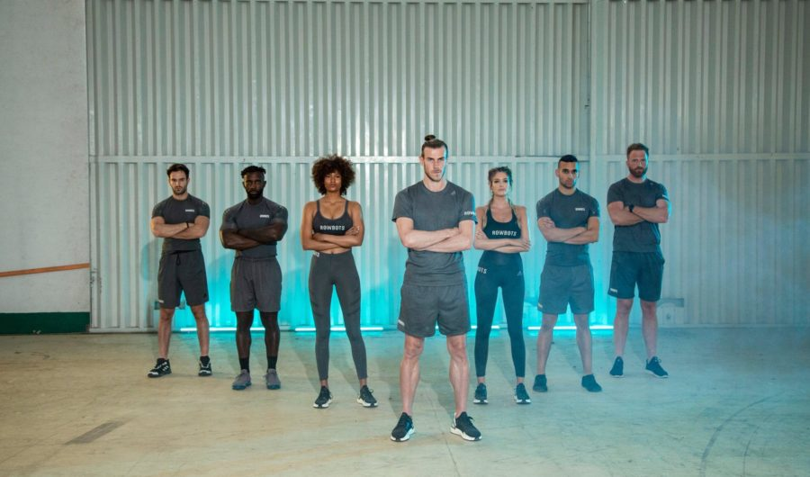 Rowbots - The New Fitness Concept We're Loving