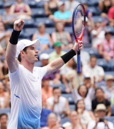 Andy Murray Talks Fitness, The Supplement Aiding His Recovery + His Tennis Comeback