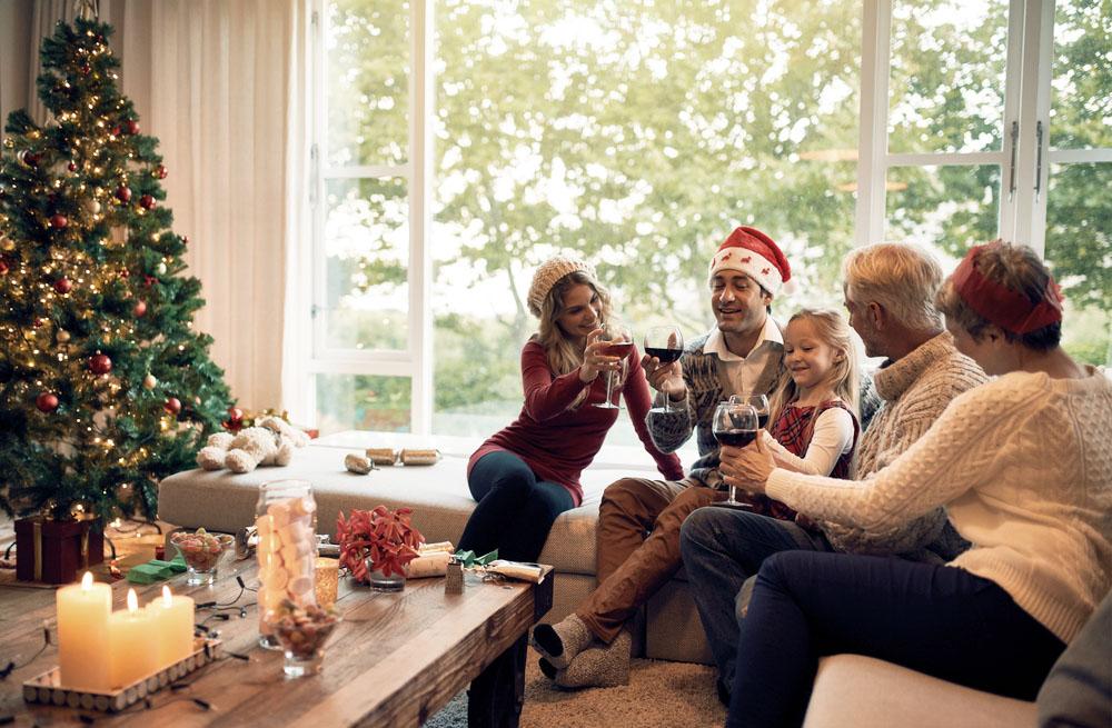 Family Christmas Politics