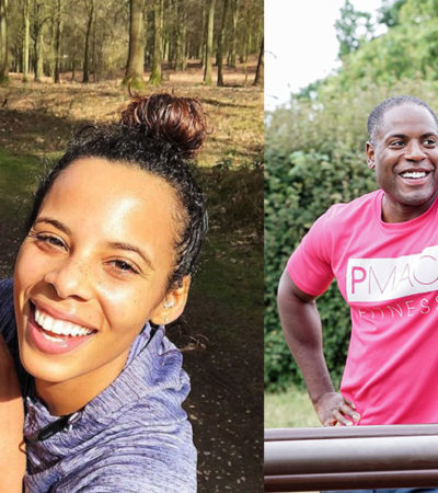 Rochelle Humes' Trainer Shares His Pregnancy Fitness Tips