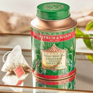 Christmas Spice Green Tea