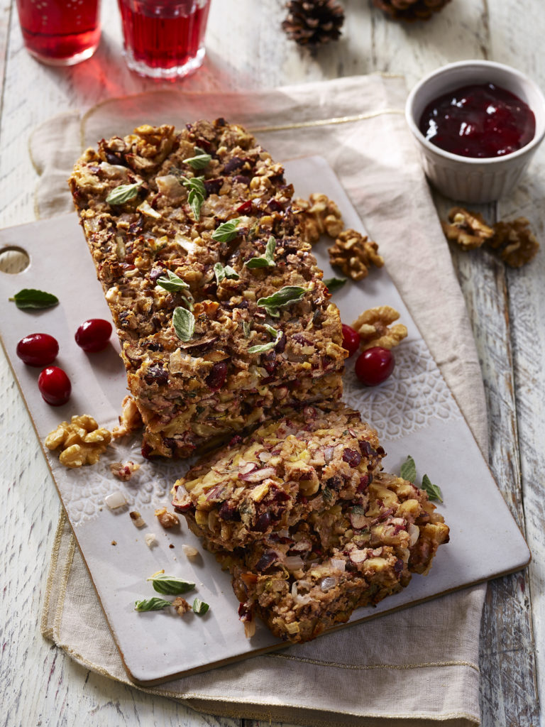 Christmas Nut Loaf