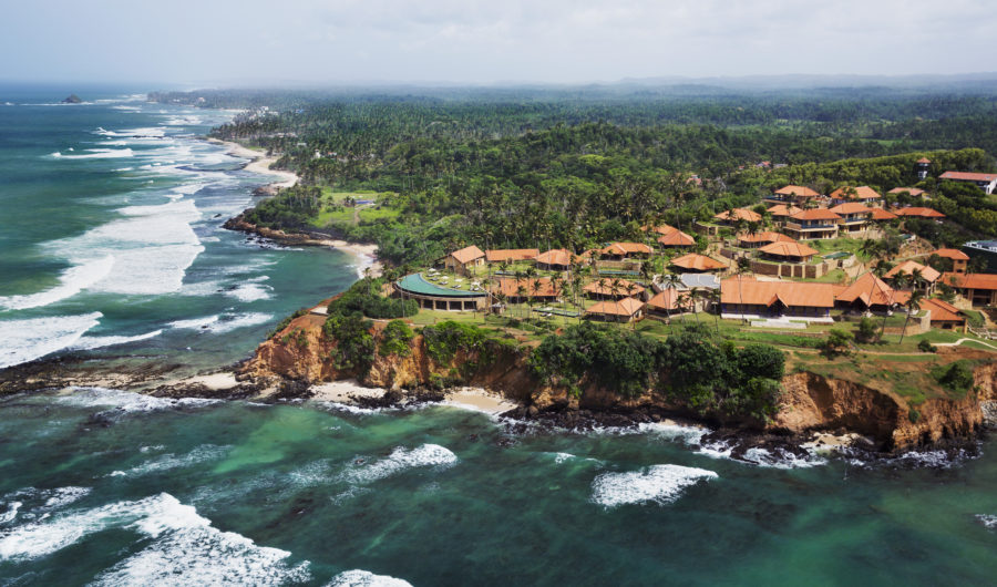 Cape Weligama Hotel: The Review