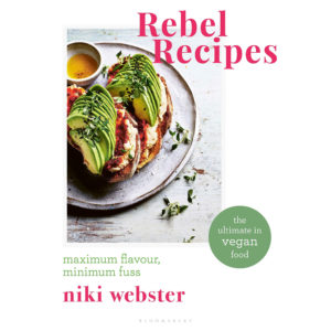 rebel recipes book