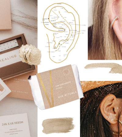 Ear Seeds... Everything You Need To Know About This Wellness Trend