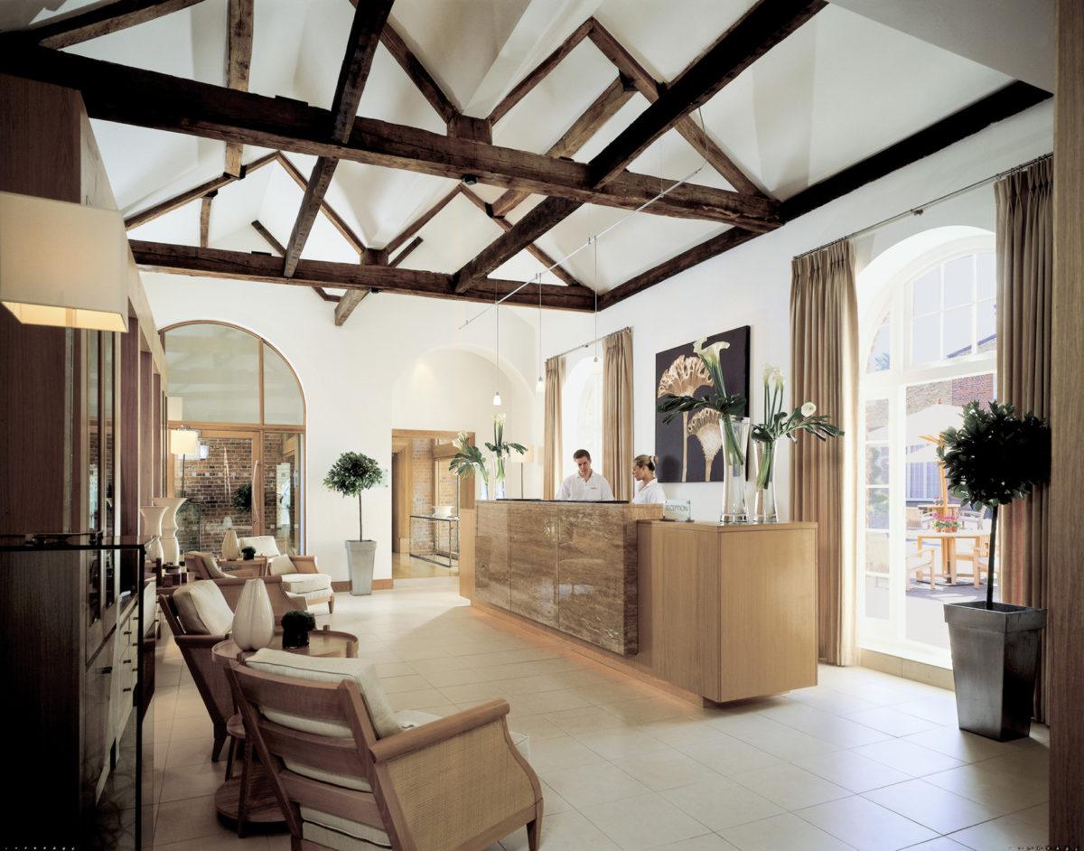 Four Seasons Hotel & Spa, Hampshire Launch Mind Massage Treatment
