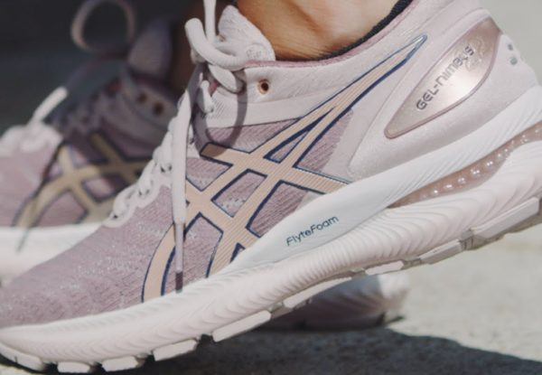 Sadie Reid Reviews The New Asics Gel Nimbus 22
