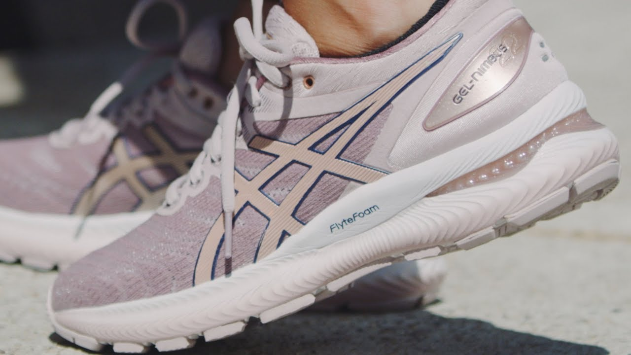 Sadie Reid Reviews The New Asics GEL-NIMBUS 22 | Hip And Healthy