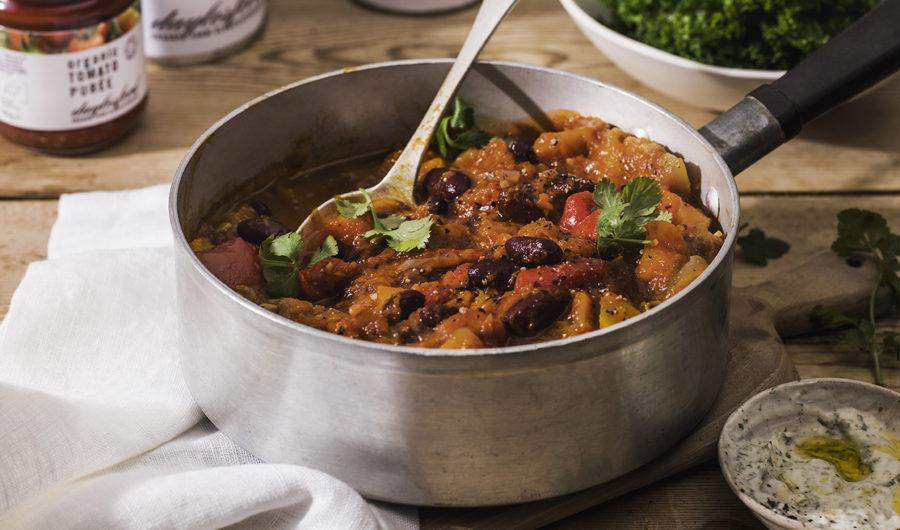 Daylesford's Vegetarian Chili 1