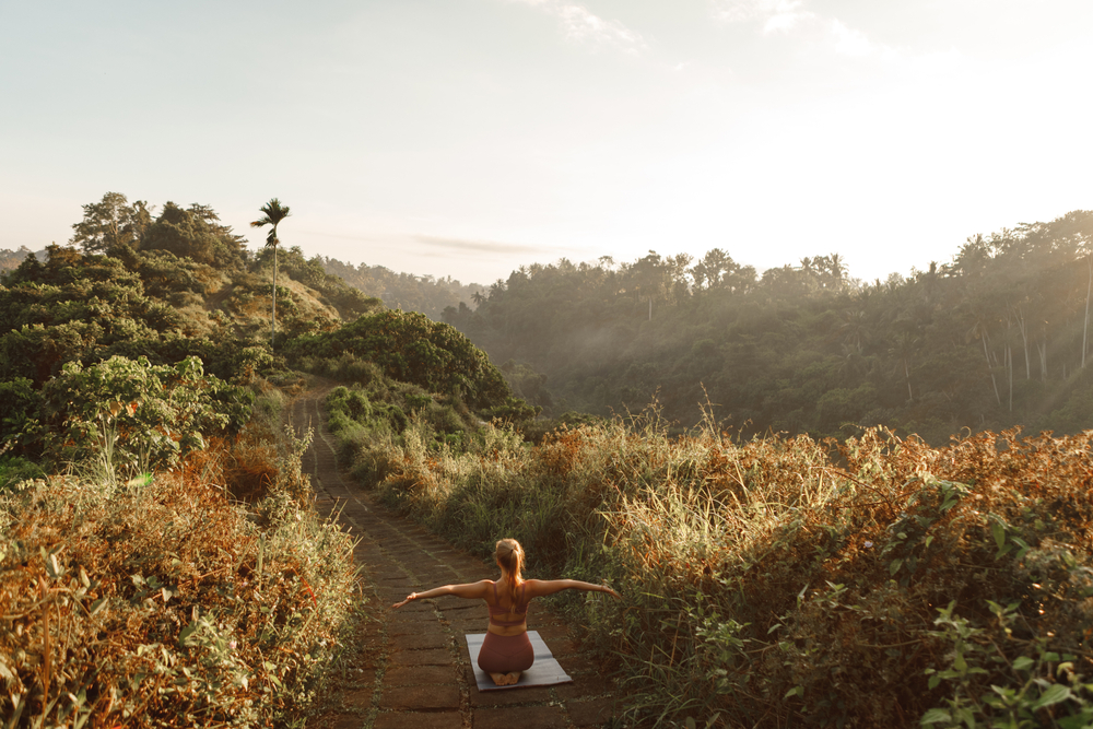 Too Much Yang Energy? 5 Yin Yoga Poses To Help You Slow Down