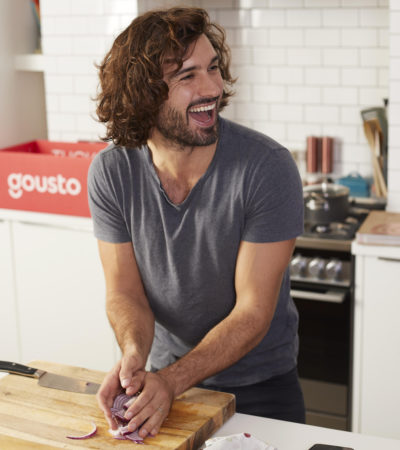 Want To Keep Up Healthy Habits Post-Lockdown? Joe Wicks Shares His Tips...