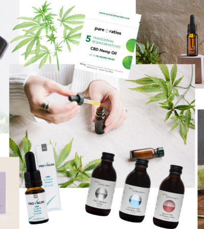 From Skin-Soothing To Anxiety Relief There's Not Much CBD Can't Help With