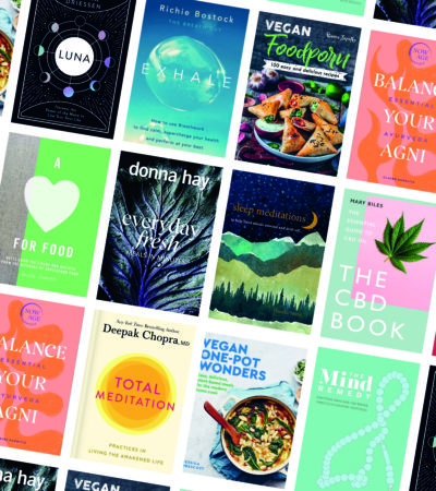 New Wellness Books For Your Reading List