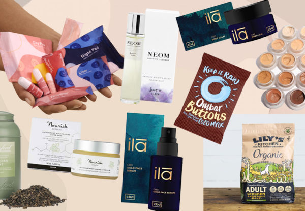 8 Organic Products We're Loving Right Now