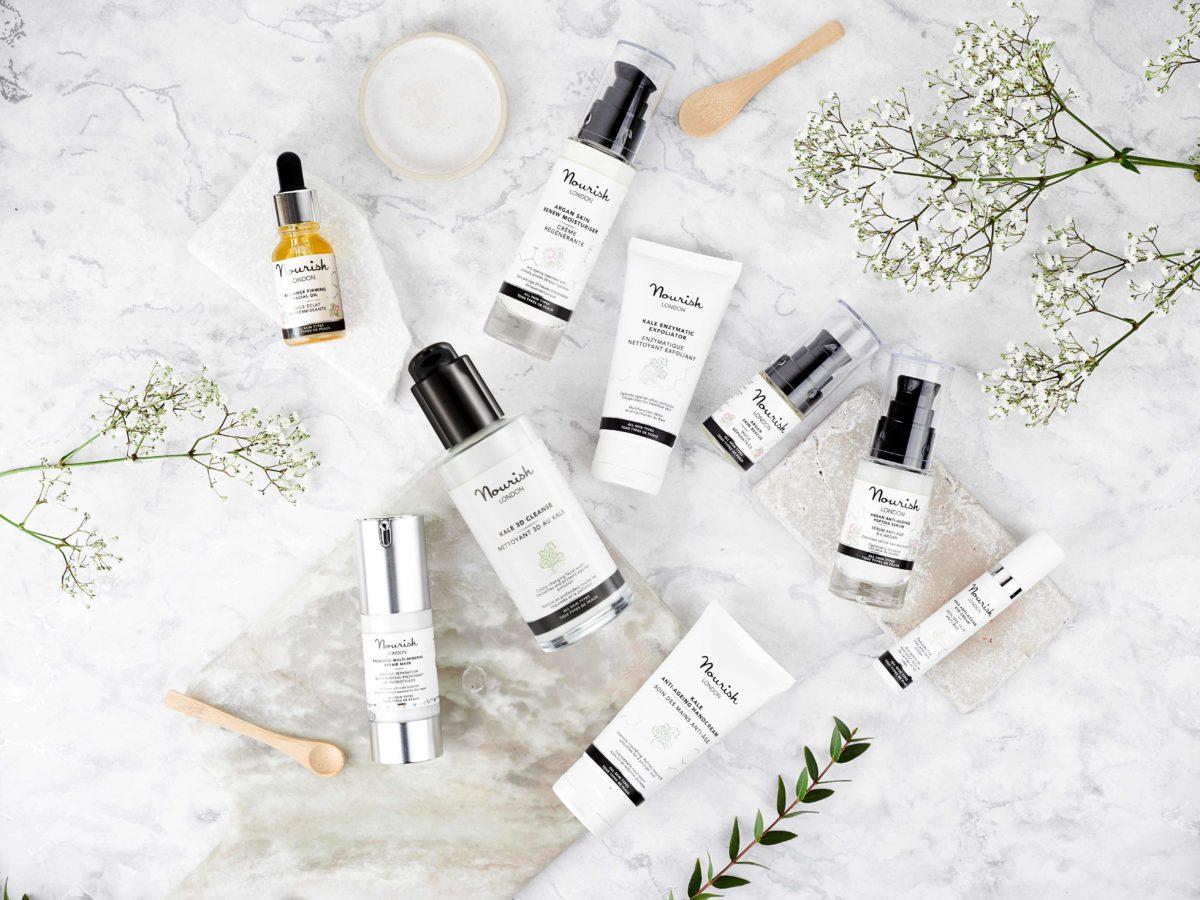 Nourish London Founder On Organic Beauty, Skincare Heroes + Her Evening Rituals