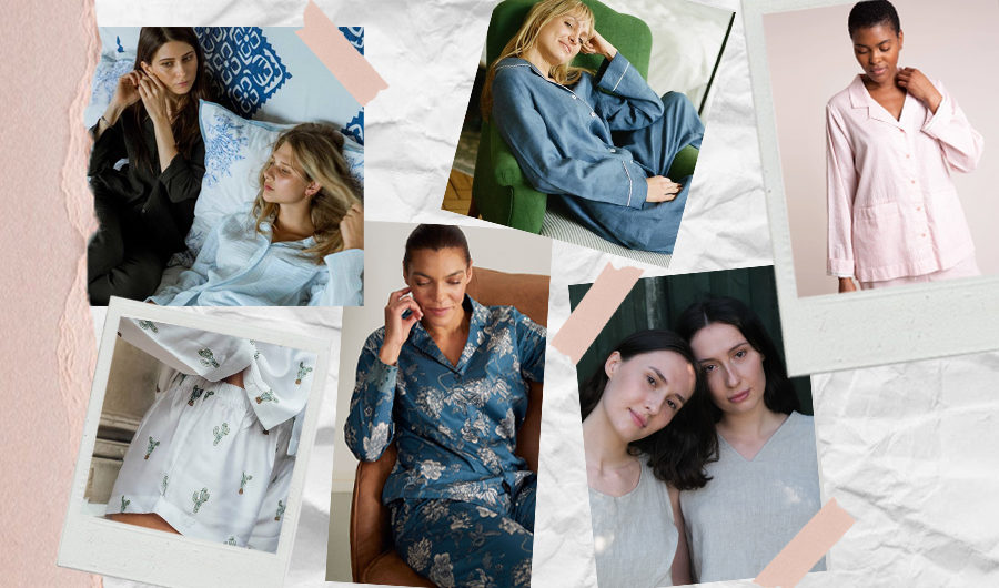 Our Favourite Sustainable Sleepwear Brands