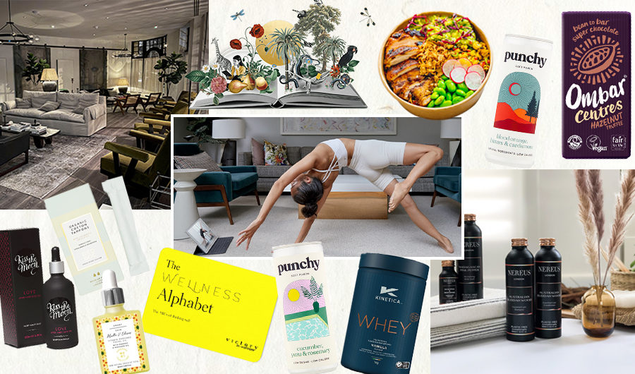 What's New In The World Of Wellness This October