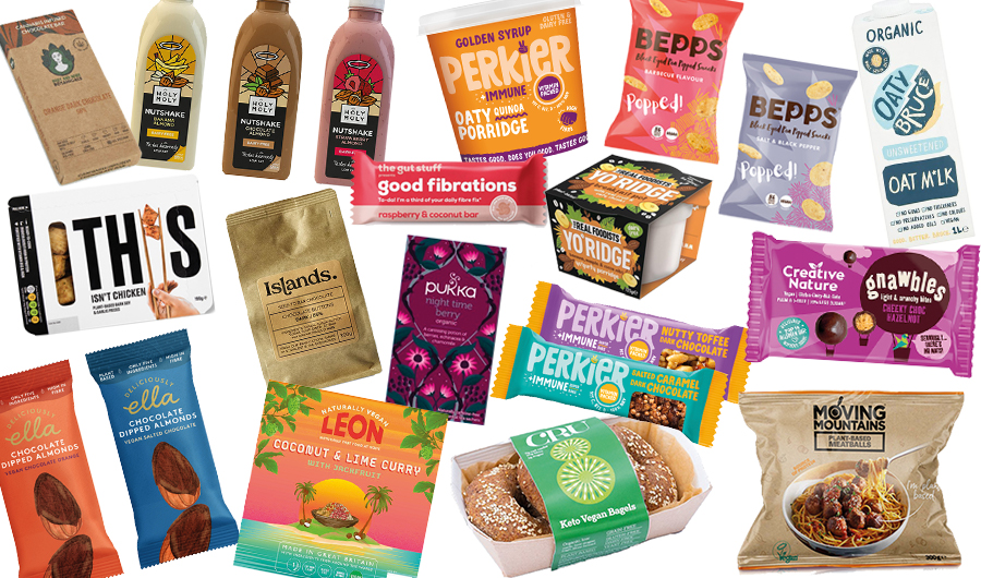 18 New Products Healthy Foodies Will Love This Month