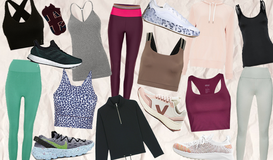 6 Sustainable Activewear Looks For Every Occasion