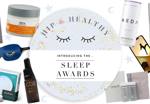 Sleep Awards Cover Image